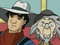 Флеш игра Приключения Джекки Чана: Поиск букв