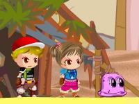 Флеш игра Приключения Джона и Джесси
