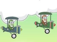 Флеш игра Приключения Лампи и Луи