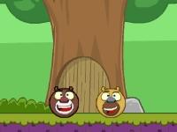 Флеш игра Приключения братьев медведей