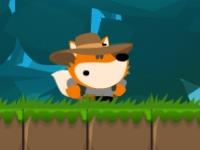 Флеш игра Приключения лиса