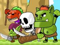 Флеш игра Приключения охотника за сокровищами