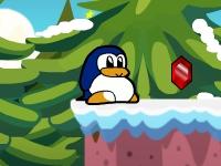 Флеш игра Приключения пингвинов 3