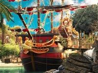 Флеш игра Приключения пирата Джулии