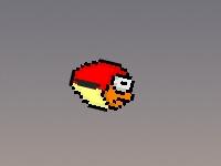 Флеш игра Приключения птички