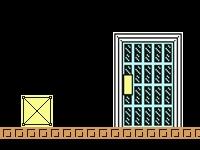 Флеш игра Приключения ящика