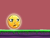 Флеш игра Приключения золотого мяча
