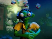 Флеш игра Приключения зомби Зу: Вечеринка