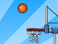 Флеш игра Прикольный баскетбол