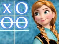 Флеш игра Принцесса Анна: Крестики-нолики