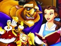 Флеш игра Принцесса Белль: Пазл