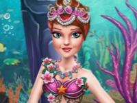 Флеш игра Принцесса или русалочка?