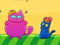 Флеш игра Принцесса кошка