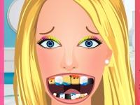 Флеш игра Принцесса у зубного врача