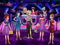 Флеш игра Принцессы на конкурсе мод
