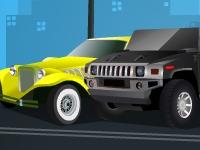Флеш игра Припаркуй мой лимузин