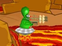 Флеш игра Пришельцы против роботов: Завоевание