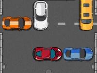 Флеш игра Пробки на парковке
