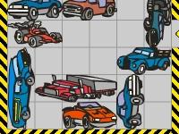 Флеш игра Пробки на шоссе