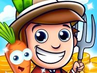 Флеш игра Процветающая ферма IDLE