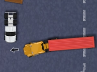 Флеш игра Профессиональная доставка грузов