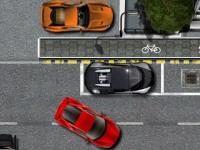 Флеш игра Профессиональная парковка авто