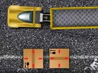 Флеш игра Профессиональная парковка грузовика