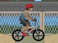 Флеш игра Профессиональный BMX