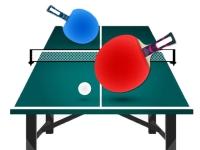 Флеш игра Профессиональный настольный теннис