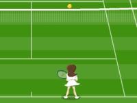 Флеш игра Профи тенниса