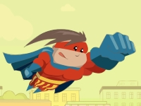 Флеш игра Прокачай супергероя