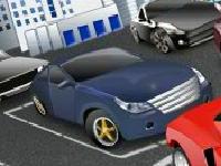 Флеш игра Промышленная зона парковки