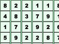 Флеш игра Простая математика