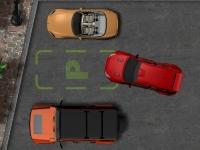Флеш игра Просто парковка