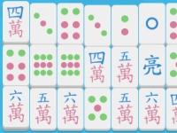 Флеш игра Простой маджонг