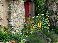 Флеш игра Прятки в саду