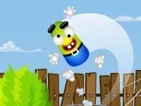 Флеш игра Прыг-скок