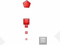 Флеш игра Прыгай, красный квадрат!