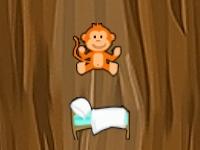 Флеш игра Прыгай, обезьянка!