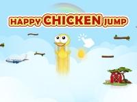 Флеш игра Прыгай, счастливый цыпленок!