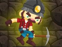 Флеш игра Прыгай, шахтер!