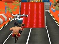 Флеш игра Прыгающие мотоциклы