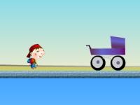Флеш игра Прыгающий Джек