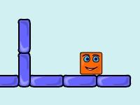 Флеш игра Прыгающий куб 2: Реинкарнация