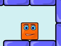 Флеш игра Прыгающий куб: Реинкарнация