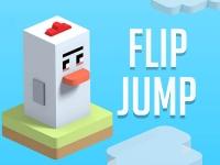Флеш игра Прыгни на платформу