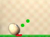 Флеш игра Прыгучее яйцо