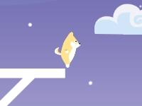 Флеш игра Прыгучий пес