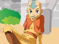 Флеш игра Прыжки Аватара Аанга
