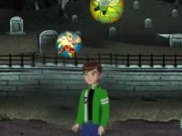 Флеш игра Прыжки Бена 10